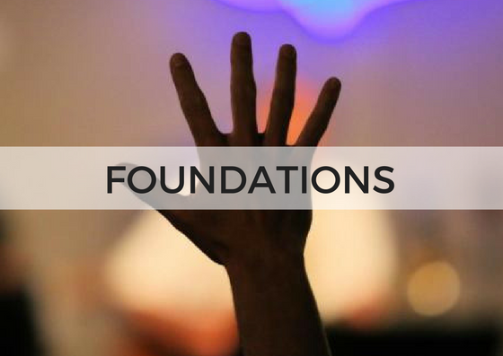FOUNDATIONS TEAM - Every week, people are making decisions to follow Jesus during our services - be a part of what happens next! The Foundations Team make themselves available to talk with new Christians after the service and also run a Foundations Course for new Christians after each Alpha Course has finished.↓ Complete the form at the end of the page below to get involved.