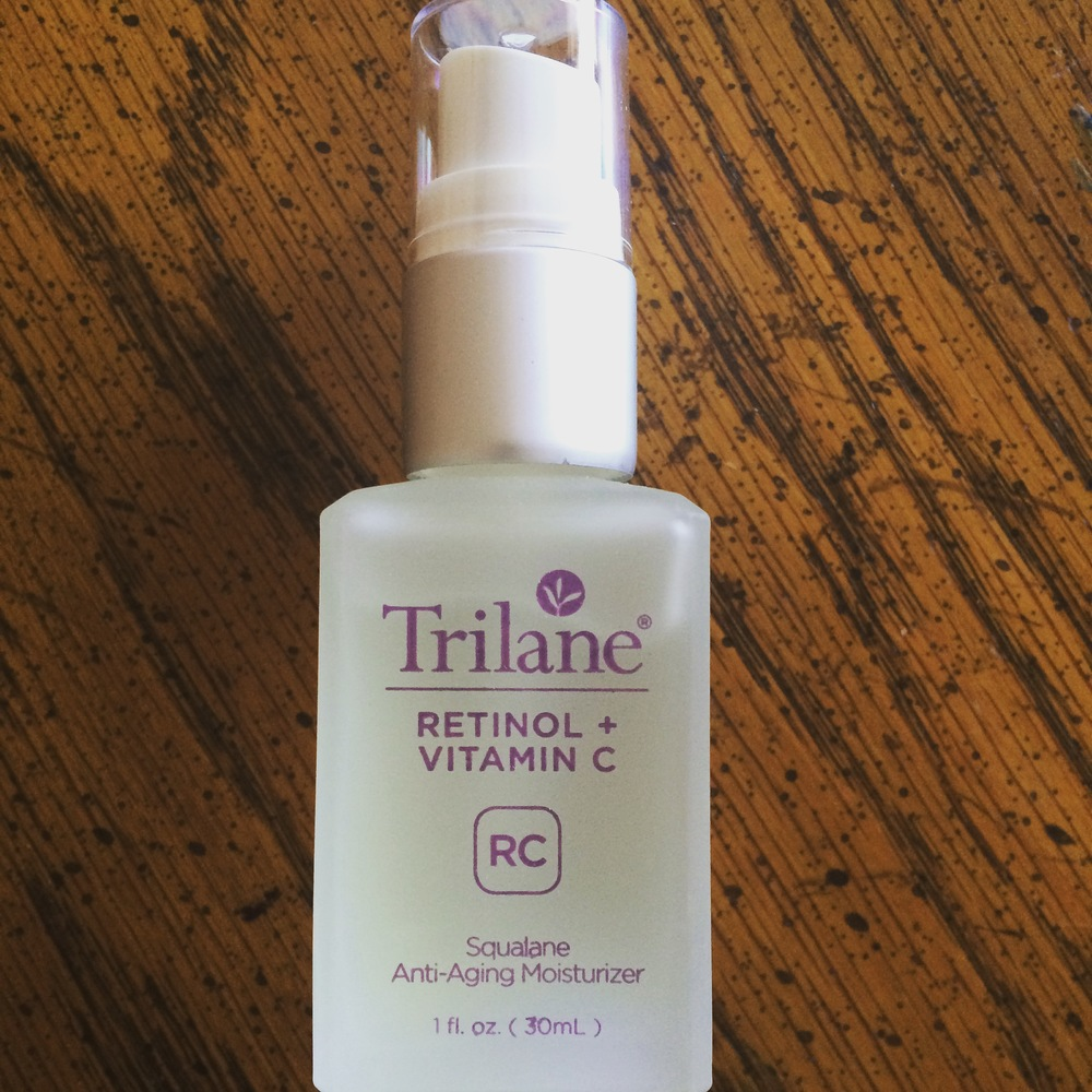 Every girl is looking for a way to stay age-less no matter what age they are at in life! Trilane Anti-Aging Moisturizer is a great way to end your morning and nightly beauty routine everyday. Not only does it keep my skin super hydrated, it helps with fine lines, smoothes and evens out the skin, reduces brown spots, and prevents your skin from any environmental damage.   About the Product:   The power of retinol without the harshness—Visibly reduce the signs of aging for more luminous, brighter skin  Trilane® Retinol + Vitamin C moisturizer gives you everything original Trilane® Anti-Aging Moisturizer with Squalane offers, plus age-fighting and skin-renewing antioxidants to leave your skin smoother, more even, for a more radiant, youthful glow.   -  Smoothes and evens out skin texture  -  Speeds turnover of skin cells  -  Reduces fine lines and wrinkles  -  Protects your skin from environmental damage  -  Diminishes brown spots  -  Minimizes and unclogs pores  -  Gentle enough for everyday use Learn About the Brand Our business originated in the newsletter division of Phillips Publishing International (PPI) more than two decades ago.  In 1985, PPI began expanding its newsletter offerings to include natural health–related titles that featured advice from alternative medicine doctors. These included the 1991 launch of our flagship letter, Dr. Julian Whitaker's Health & Healing, and the acquisition of Mountain Home Publishing and the newsletter Alternatives, both owned by Dr. David Williams.  The health advice was well-received, and readers began calling to find out where they could buy the nutritional products recommended by our physician editors. We helped point them to safe, appropriate sources, and then began working with the doctors to formulate their own supplements.  The rest, as they say, is history.  In 2004, the business was sold and officially rebranded as Healthy Directions. Today we are proud to be a leading health publisher and direct-to-consumer retailer of doctor-formulated nutritional supplements and skincare products, dedicated to helping people lead healthier, happier lives. Healthy Directions provides expert guidance and advanced nutritional supplements from America's most knowledgeable and highly respected integrative and alternative health doctors including Julian Whitaker, MD, Dr. David Williams, Stephen Sinatra, MD, Susan Lark, MD, Aaron Tabor, MD, Richard Wurtman, MD, and Joseph Pergolizzi, Jr., MD.   *Shop online here:   http://www.amazon.com/dp/B00K3FY3GE    *Reader Discount Code for 20% off:  SAVERETC       Stay Stylish & Beautiful Chicago,     Katie    *Powered by BrandBacker