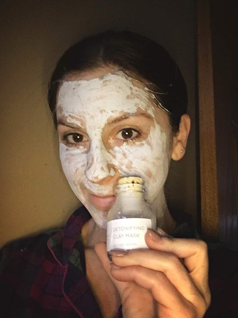 "I love to use the ""Detoxifying Clay Mask"" at least once a week for a good deep clean for my pores. It leaves my skin feeling silky smooth when all is said and done, it smells great too!"