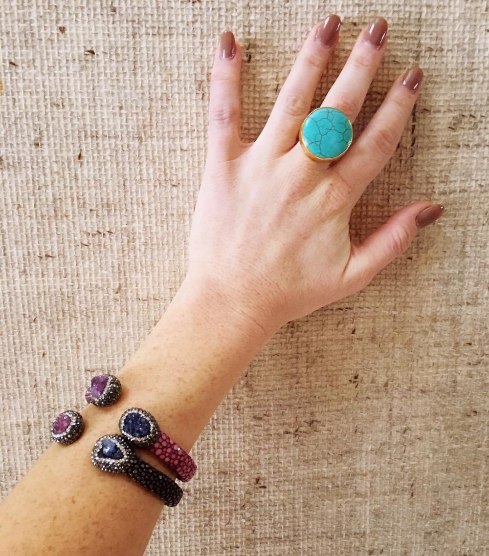 """""""Bella Luxe Cuff Bracelets"""""""