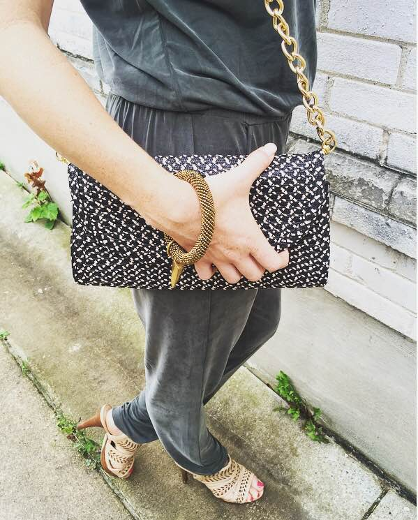 Handbag// Nordstrom Rack       Shoes// Adrienne Vittadini