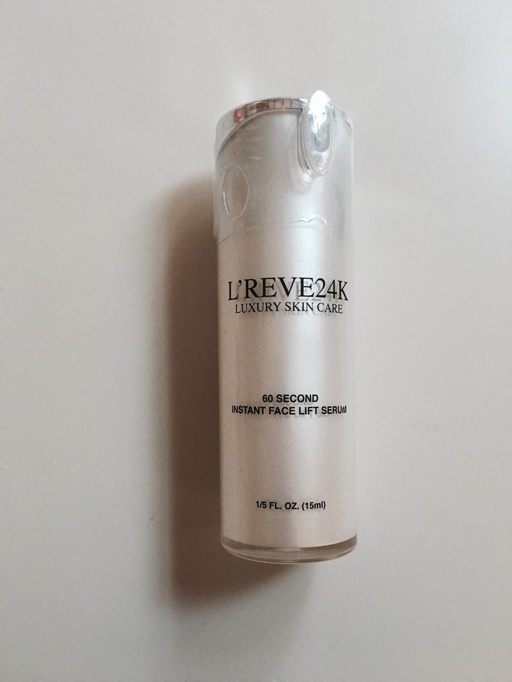 I love using this anti-age serum after I cleanse my face in the morning and before I apply my daily moisturizer. Within a few minutes I can notice a difference in my fine lines and creases, especially underneath my eyes! LOVE THIS PRODUCT.