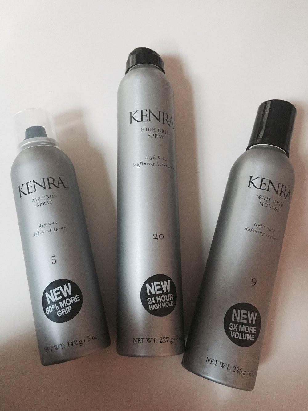 """""""This is another amazing product line from Kenra Professionals. The hold of these products is beyond phenomenal and the scent is a something you can count on to love all day long. Still telling my friends and family about this line and highly recommending it!""""   Their Story We are a purely professional brand dedicated to understanding and serving today's stylists. Our passion is developing best-in-class innovations, delivering superior and reliable results. Kenra Professional strives to elevate the stylists' artistry and craft. Three unique brands, Kenra, Kenra Platinum, and Kenra Color, are each driven by the daily needs of stylists. A complete range of high-performance products combined with straightforward and accessible education gives stylists the confidence to address every client's need.   About Henry Meyers Henry Meyers came to America with his Dutch parents in 1920 as a wide-eyed, adventuresome 10- year-old. They came to scape Nazi occupation of their homeland, and to pursue freedom and prosperity. Henry grew up in the Grand Rapids, Michigan area, quickly learning English, and getting very involved in school, music and sports... anything that involved people. But even as a teenager, he was in his uncle's barber shop cutting hair and just cutting up with everyone who entered the shop. It didn't take Henry long to buy his uncle's barber shop, and of course you know the first thing he did was raise his prices because he was worth it. If the barber down the street was worth a nickel, certainly he was worth a dime. It became very clear that he could and would engage every person in his chair in a wandering verbal exchange to delight everyone within earshot. Whenever the barber supply salesman came in to Henry's shop, Henry couldn't wait to see and to sell the newest, finest item to all his customers. He knew they would love it, and there's little he enjoyed more than selling (even if it were only his point of view he was proffering) That skill was not lost on th"""