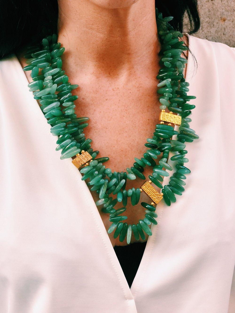 """""""Jade Necklace"""""""