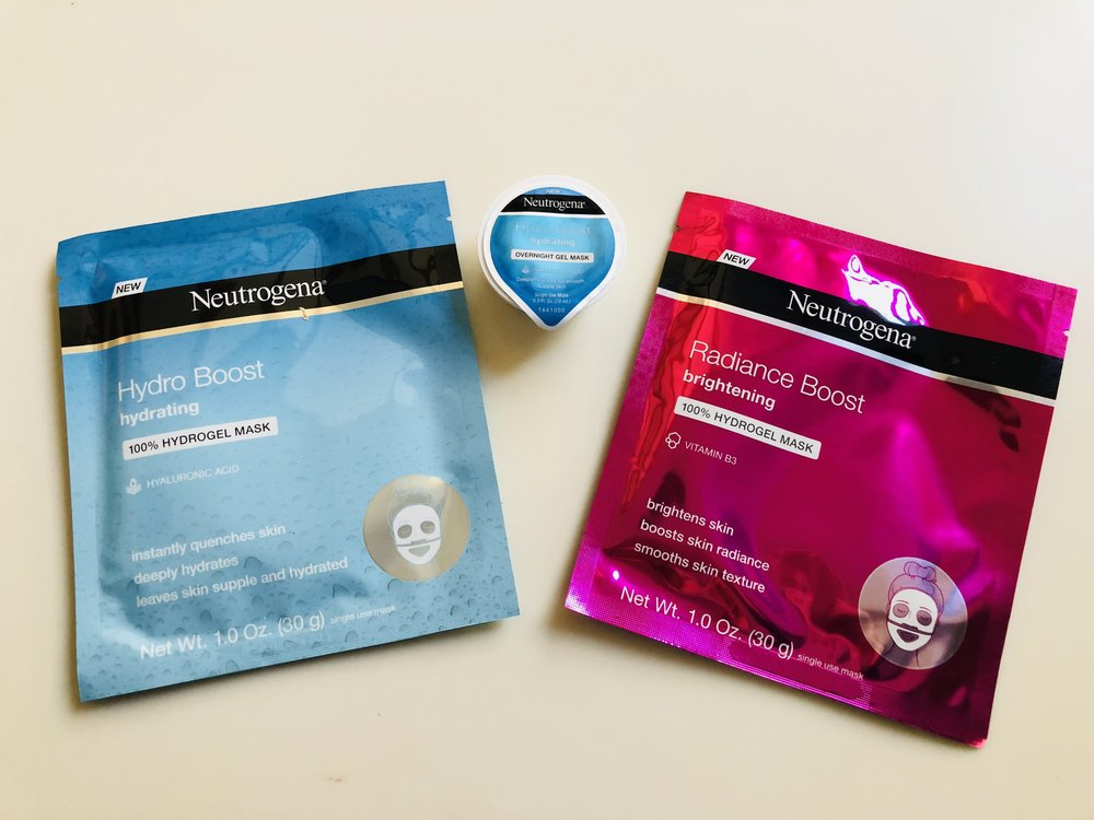 "I worked with    Neutrogena    to bring you this post about their new Mask Collection! I love a sheet mask and these are for sure the most hydrating ones I have tried. My favorite was the ""Hydro Boost"" mask which left my skin super smooth and refreshed after a long night out in Nashville! It is filled with Hyaluronic Acid which I can't ever have enough of so that was the major selling point for me."