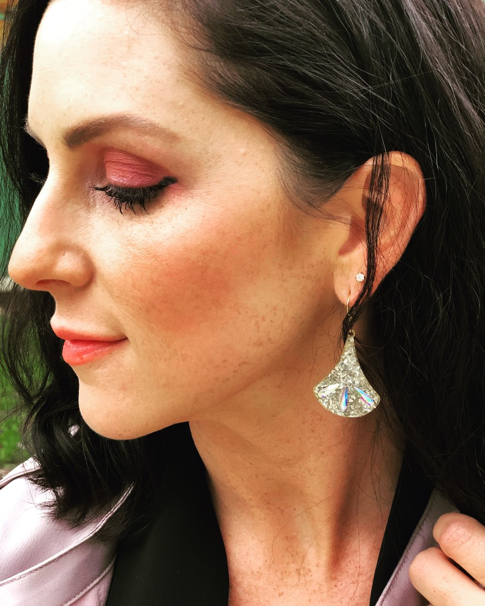 Drop Earrings by  Isabelle Grace Jewelry