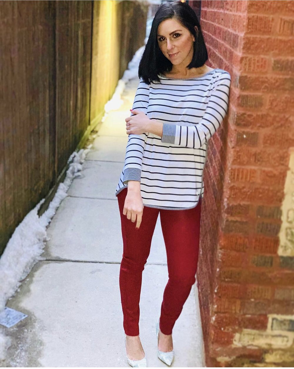 Top by     Talbots & O, The Oprah Magazine Collection    , $59.50