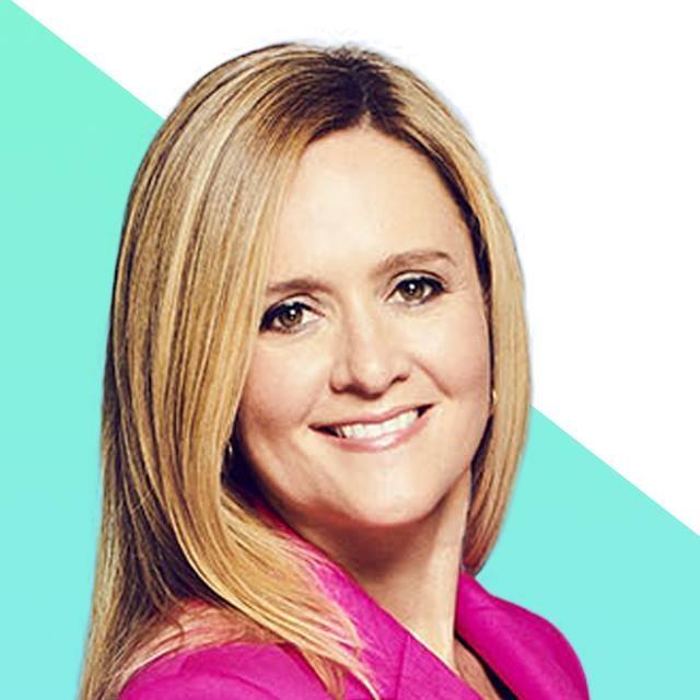 Full Forntal with Samantha Bee