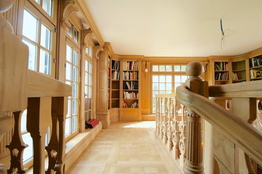 Bibliothèque en Normandie 02.jpg