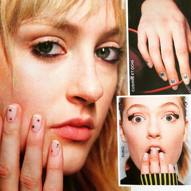 It's #manimonday - time to go for it! Photo via @the_real_outfit