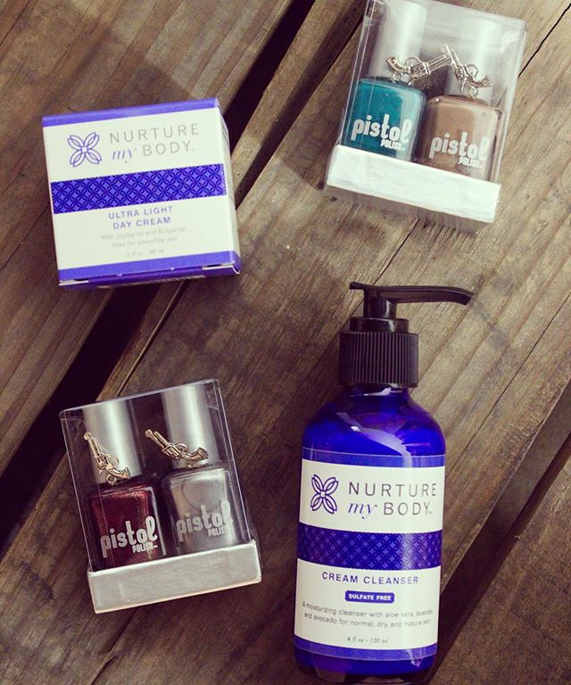 Have you entered our PISTOL polish & @nurturemybody giveaway yet?! Visit Facebook.com/PISTOLpolish for details on how to enter. xox