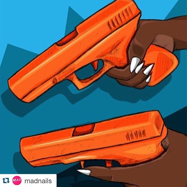 💅🏽💅🏽💅🏽 #Repost @madnails with @repostapp. ・・・ #nailsDID.