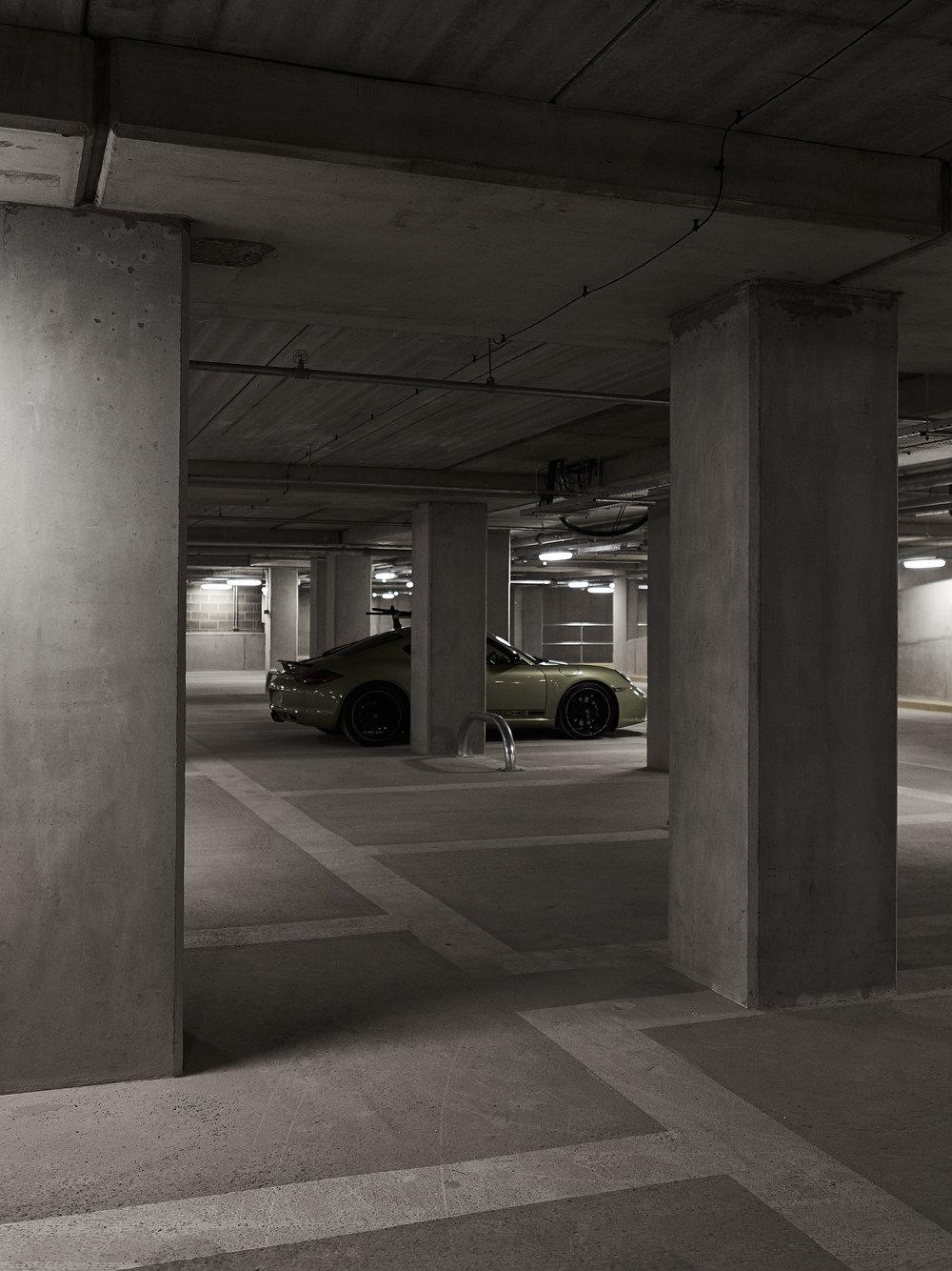 Porsche, Oxford.