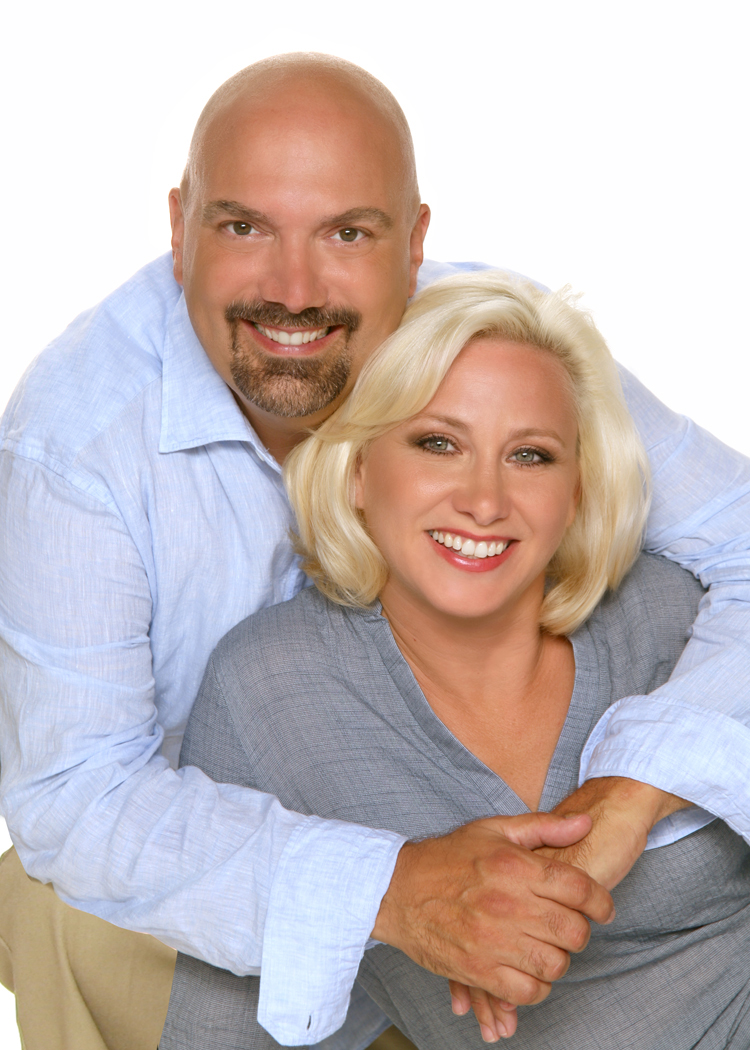 Scott and Heather McFall, owners of Christian Hypnosis Connection and Christian Hypnosis Association in Fort Myers, FL.
