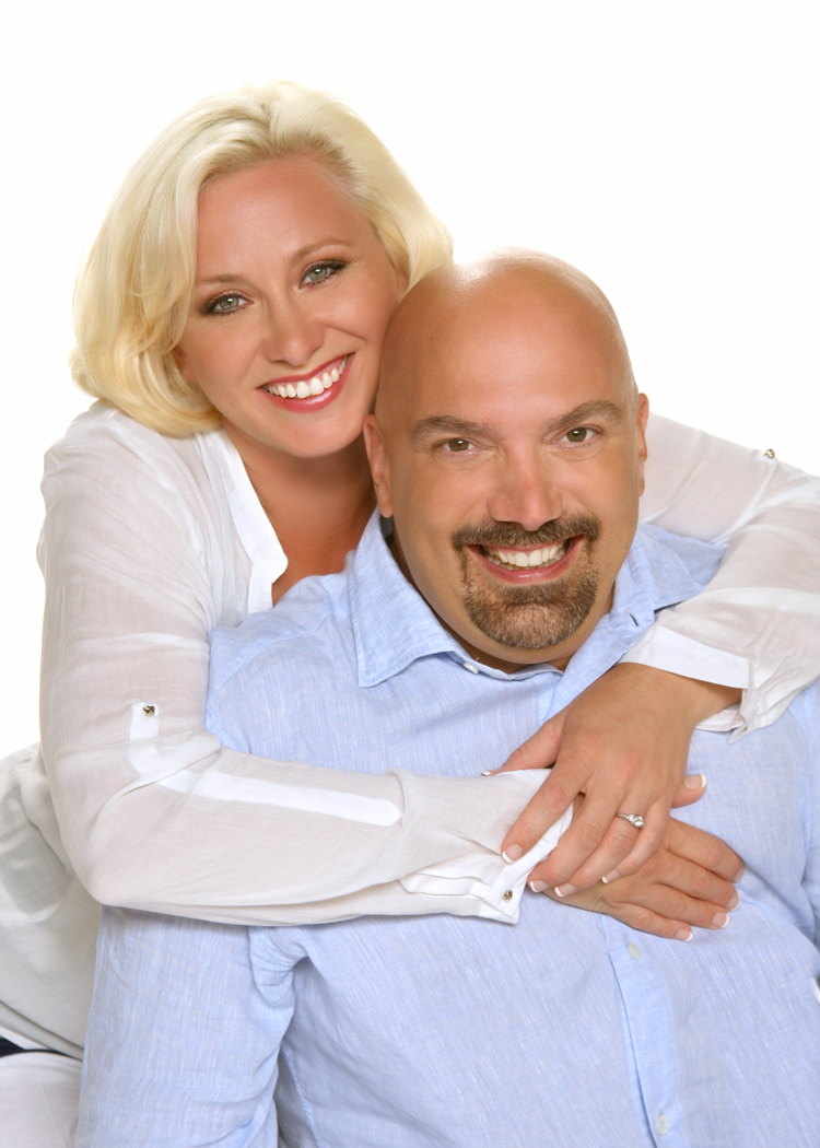 Scott and Heather McFall, owners of Christian Hypnosis Connection in Fort Myers, FL.