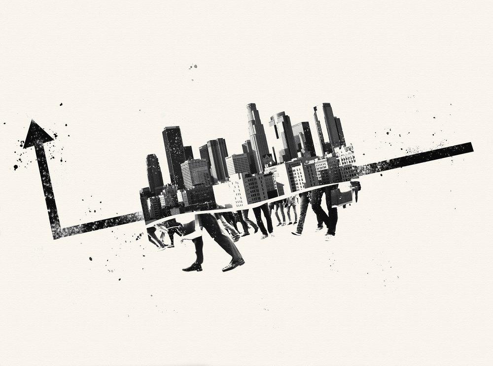 LA's 70 - Graphic Design