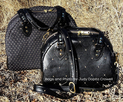 552a0f663d Nevaeh Bowler Bag- Two sizes — RLR Creations