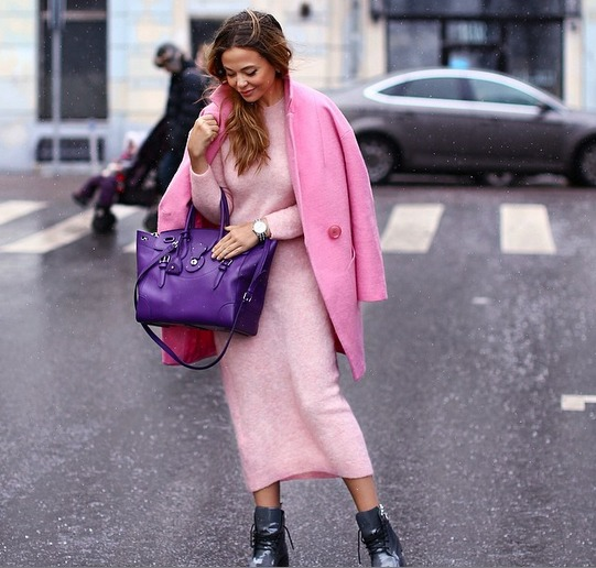 Instagram Street Style by Yana Fisti