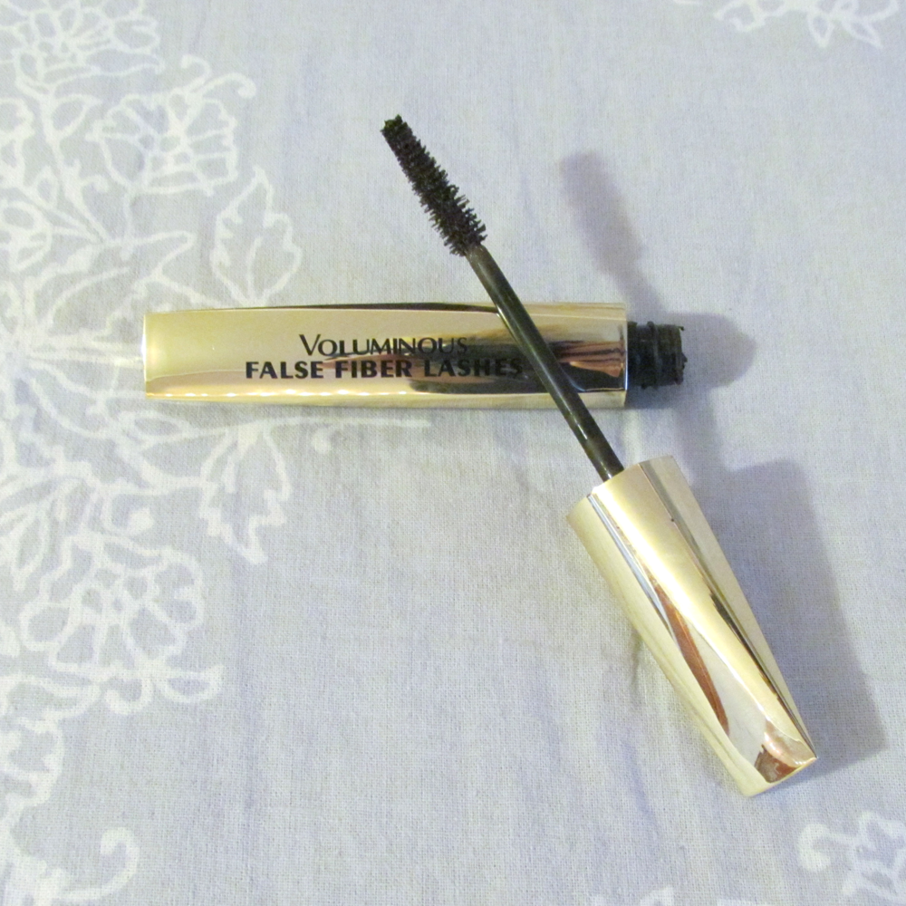 L'Oreal Voluminous False Fiber Lashes - November Beauty Favorites - Southern New Yorker