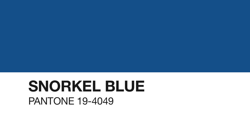 pantone - snorkle blue - southern new yorker