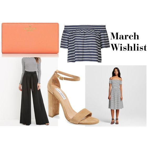March Wishlist - Southern New Yorker