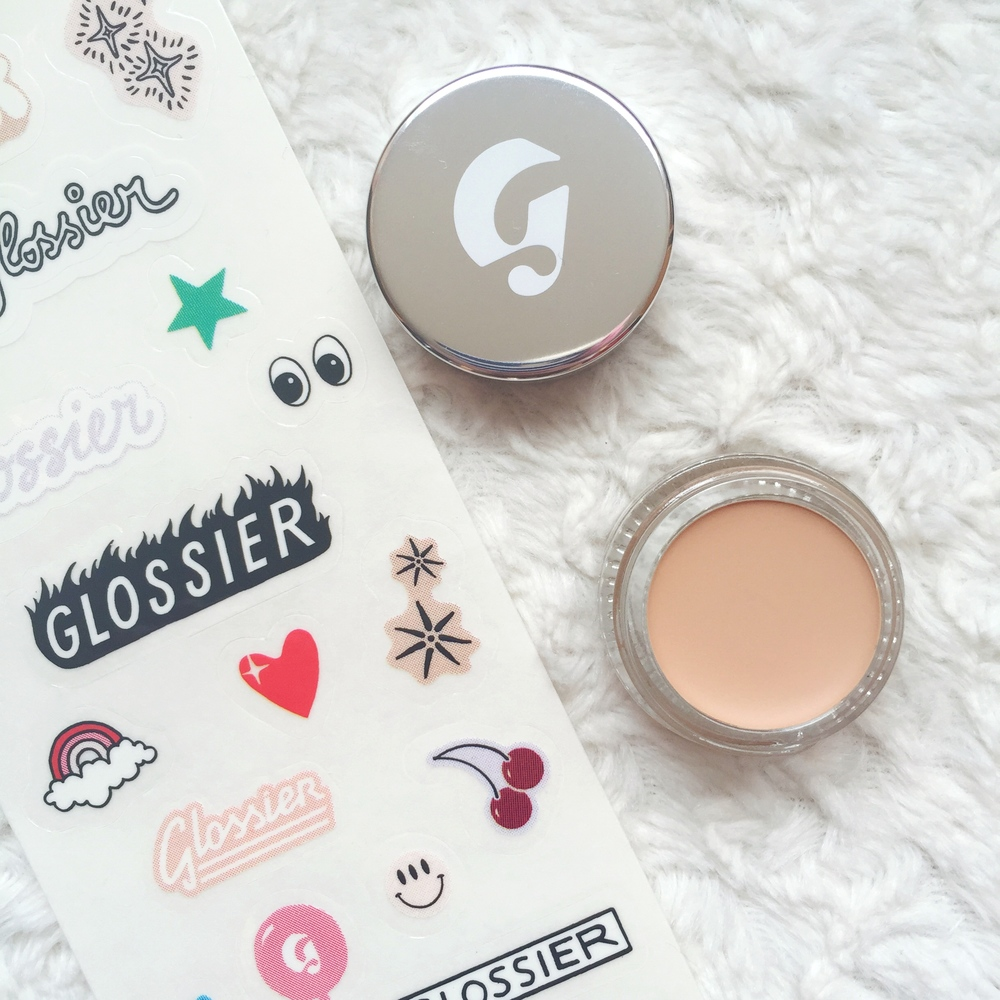 Glossier Stretch Concealer in light - Southern New Yorker