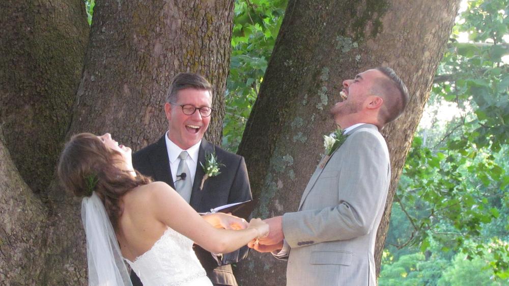 Grace and Derick's Wedding #MeantToBeMcKinney