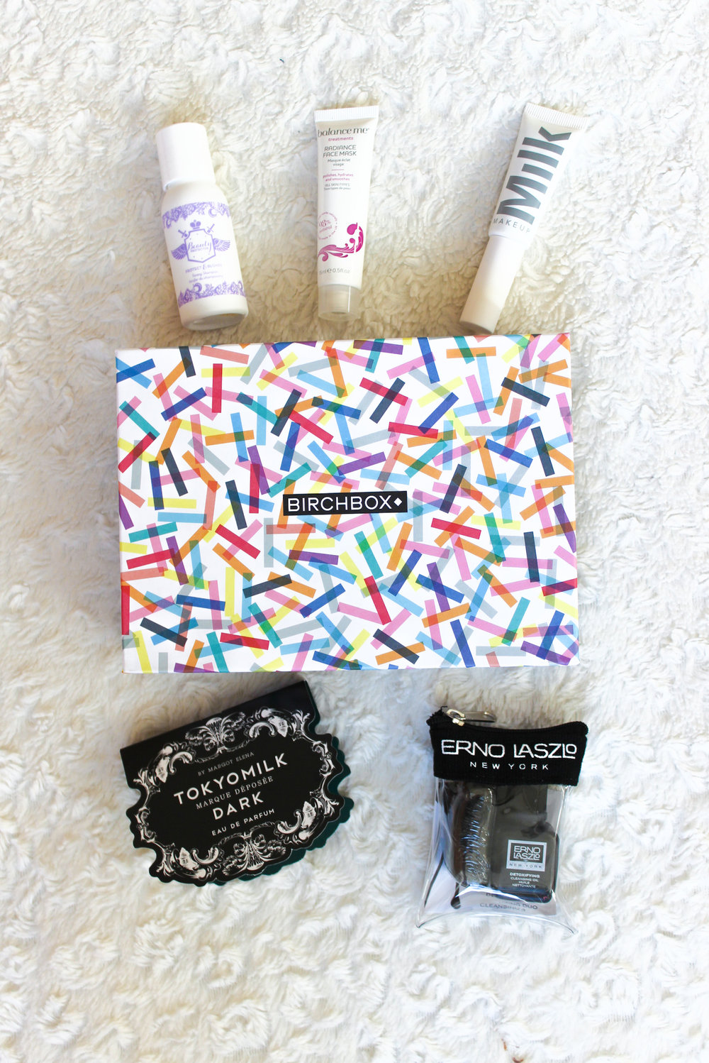 September Birchbox - Southern New Yorker