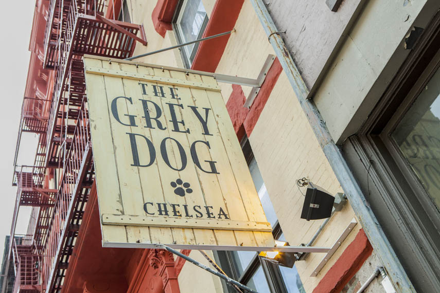 The Grey Dog NYC