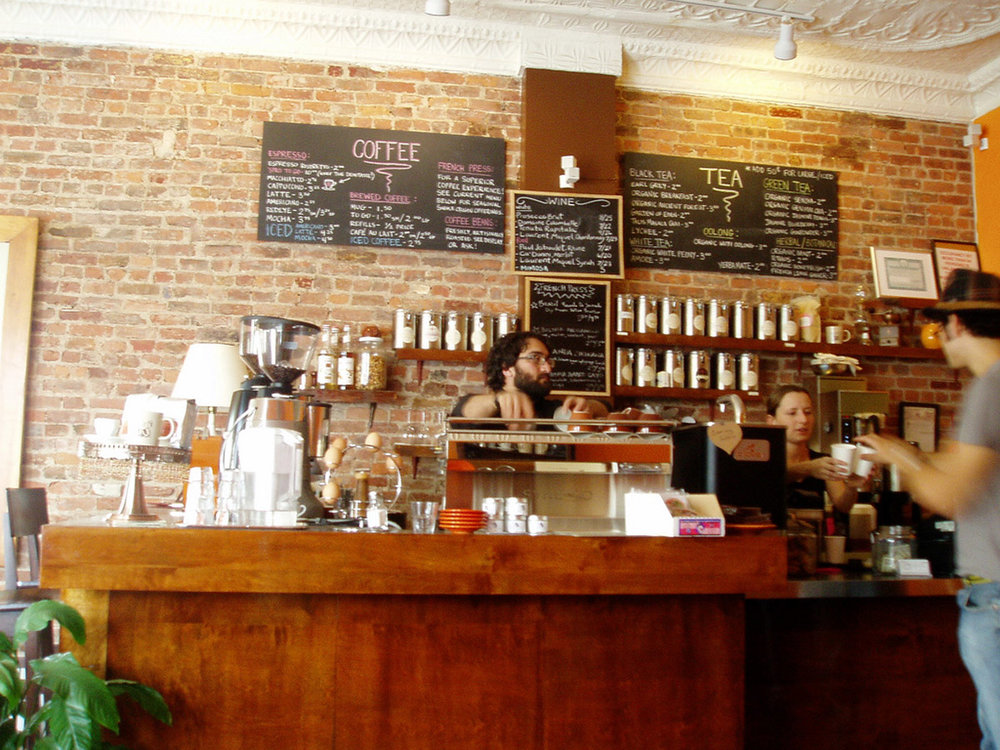 10 Best Coffee Shops in Manhattan - Cafe Grumpy