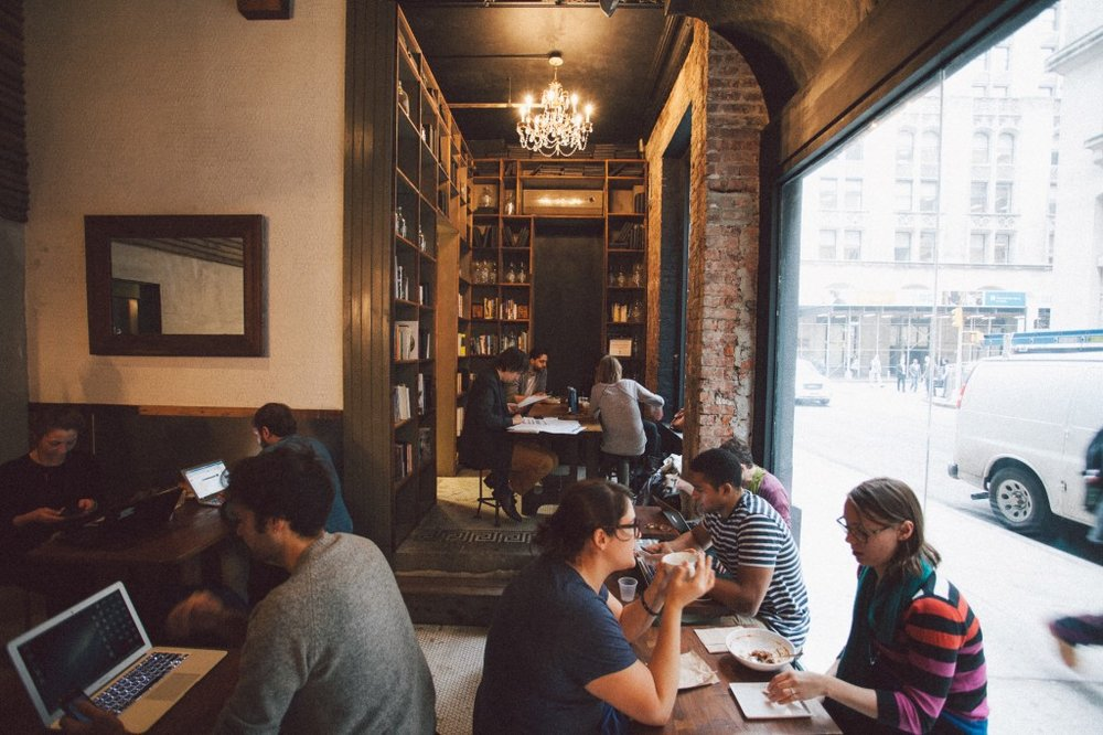 Best Coffee Shops in Manhattan - Birch Coffee