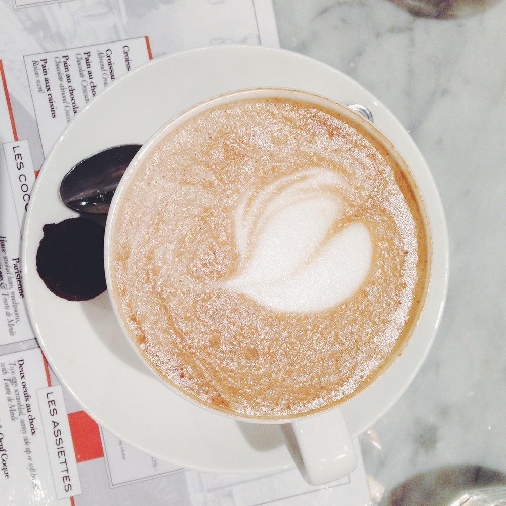 best coffee shops in manhattan - maison kayser