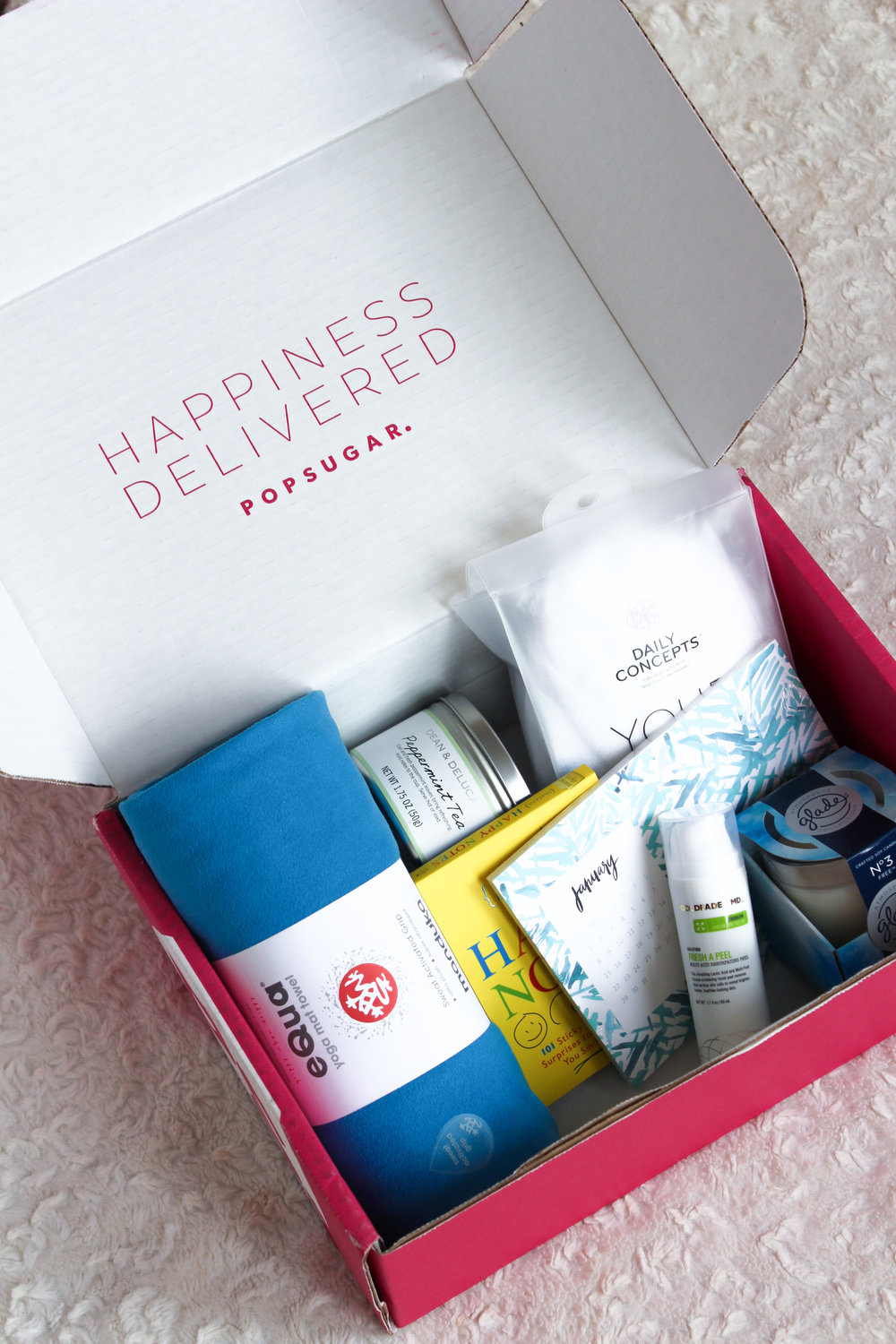Popsugar Must Have Box January