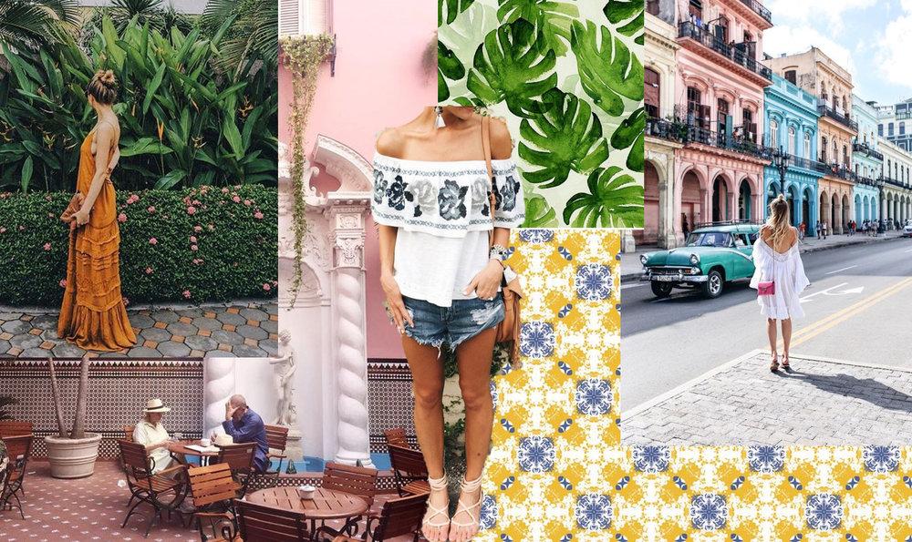 Spring 2017 Trends - Havana