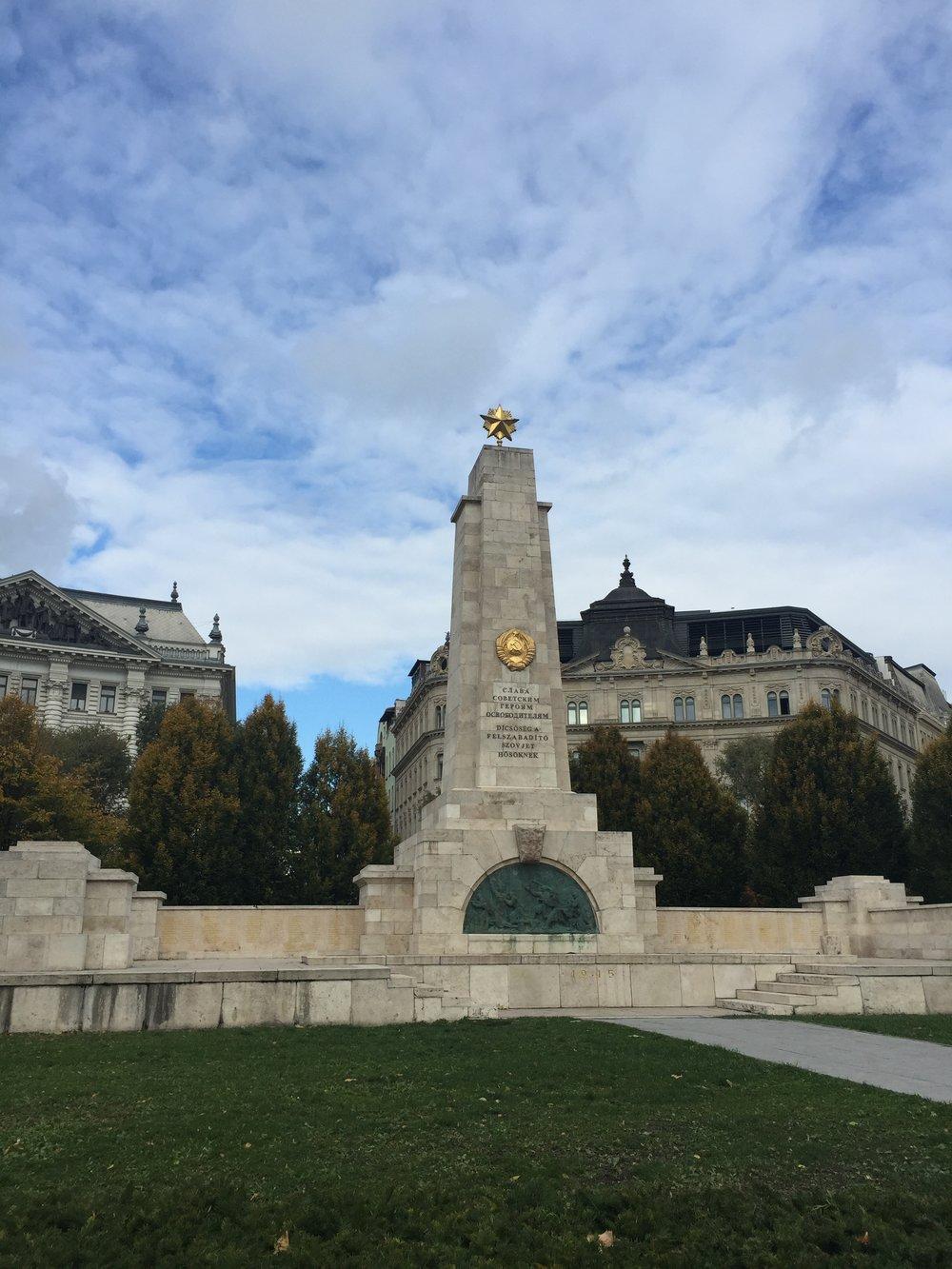 Communist monument