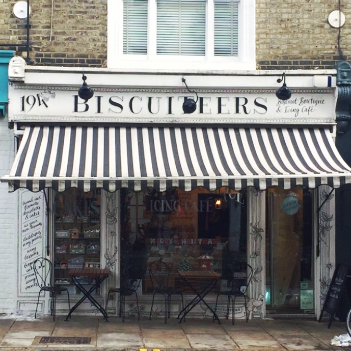 Biscuteers, notting hill london