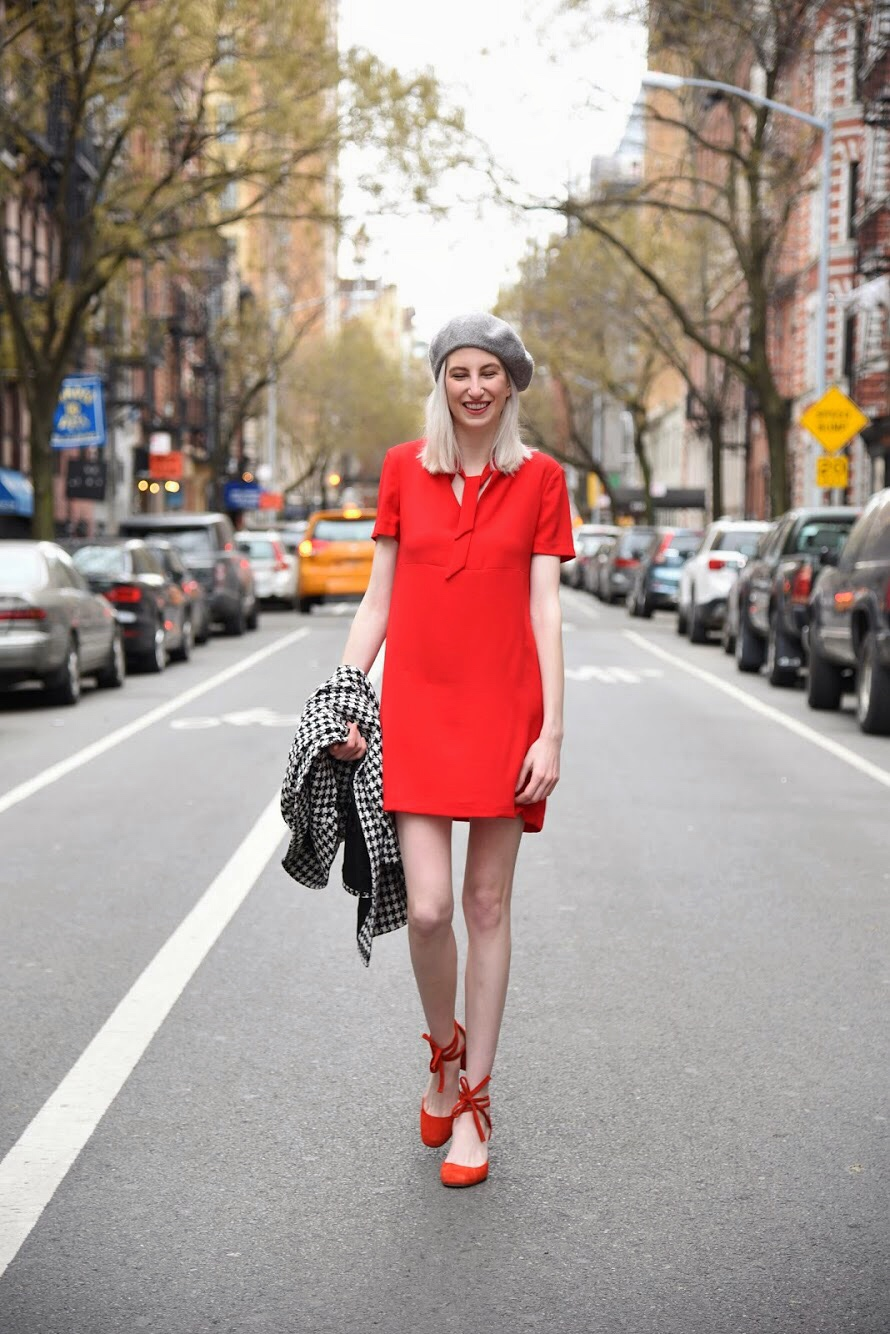 valentines day outfit, v day look, red dress