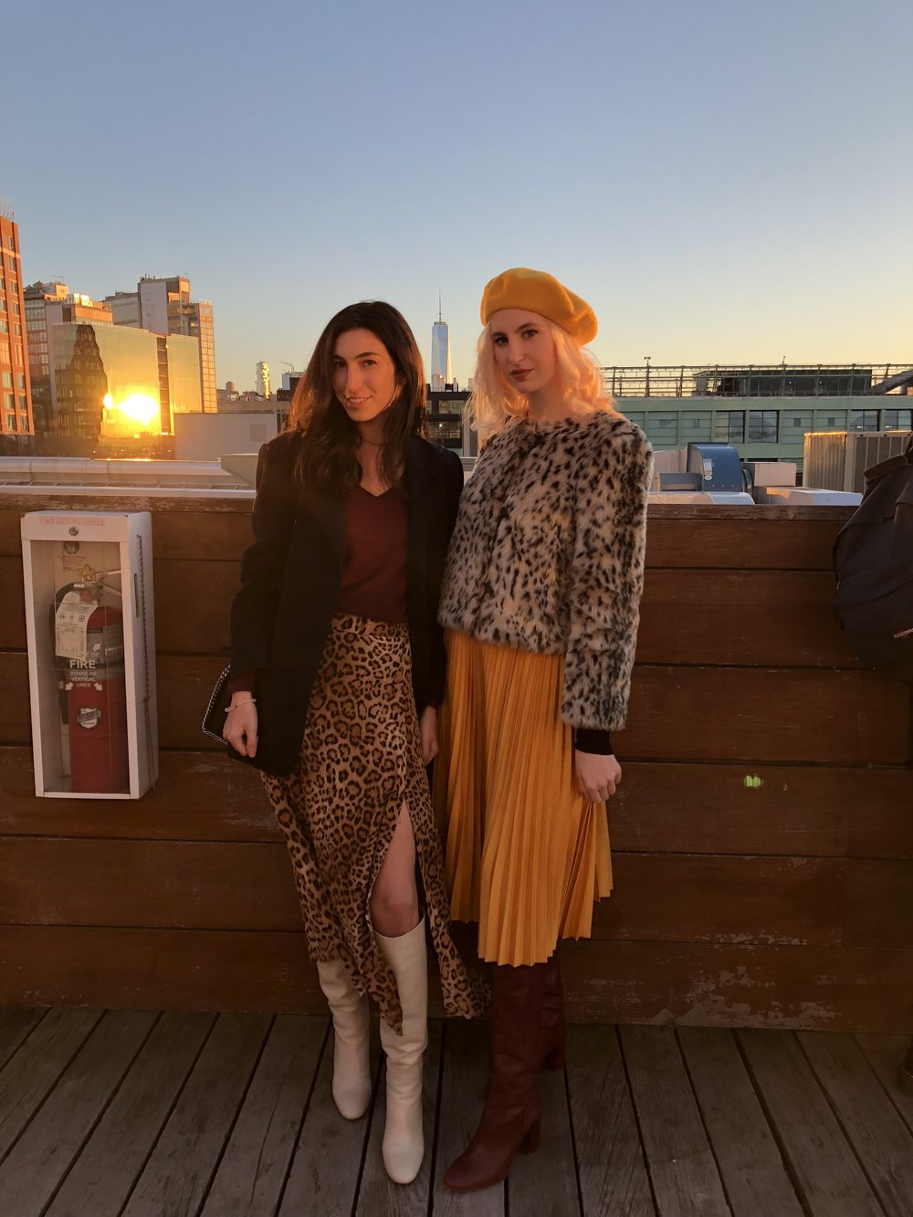 with  Daphna Ben-Ari