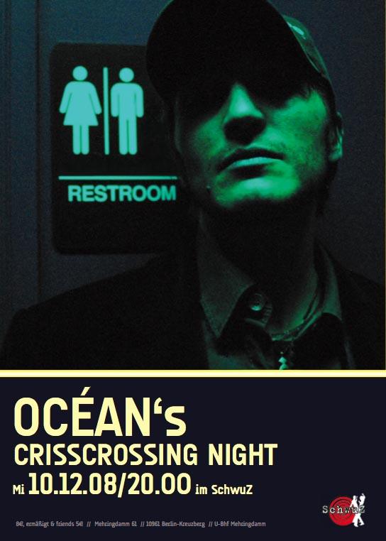 Crisscrossing Night. Photo: Tania A.