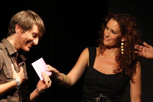 Premio at the Contest