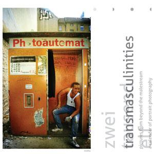 TRANSMASCULINITIES 2011 - title