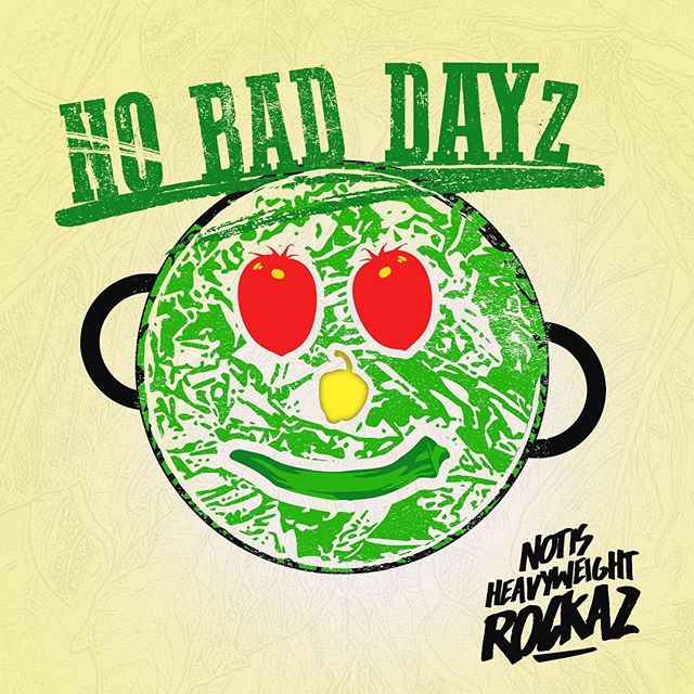 Give jah the praise no need to worry. #nobaddayz  Officially out @itunes
