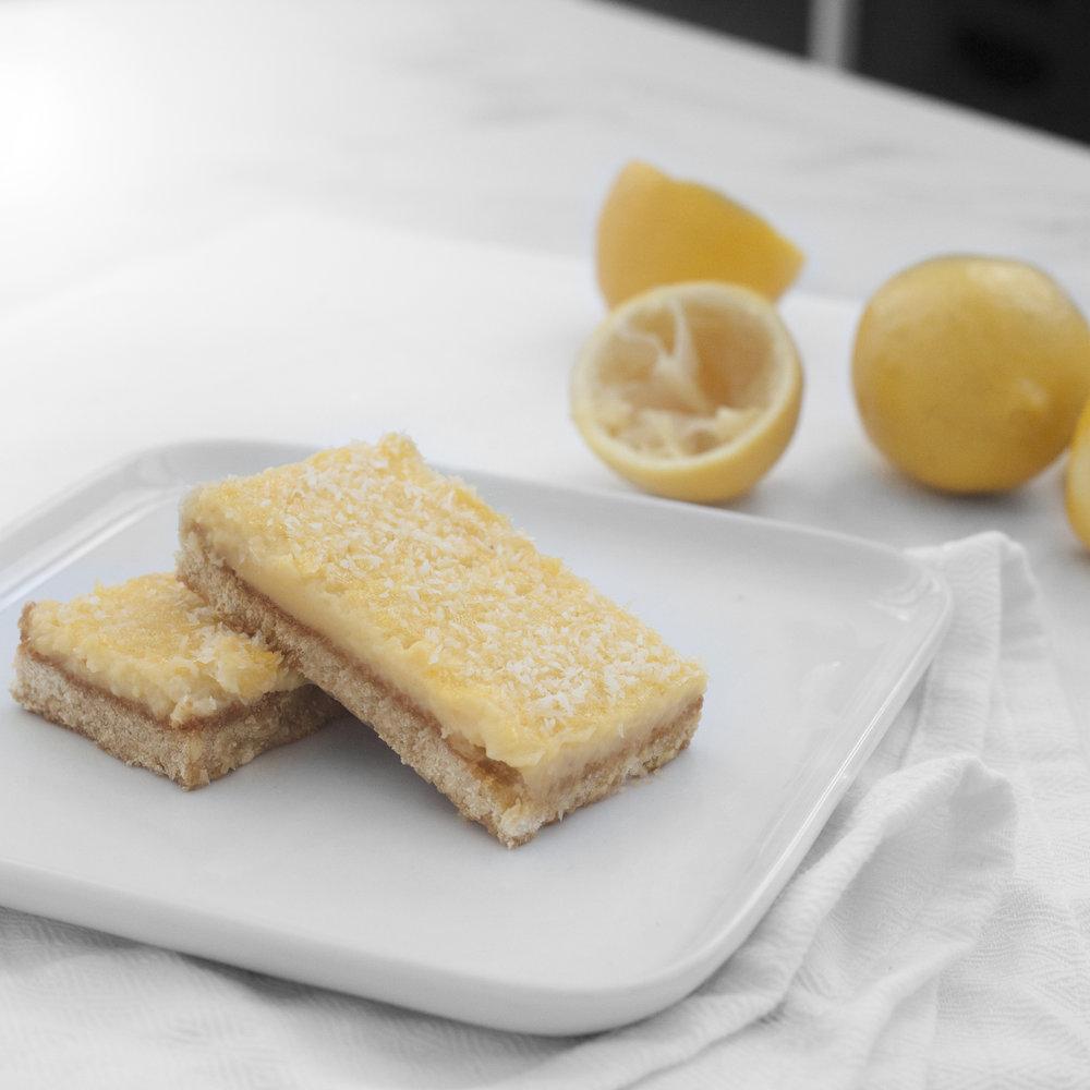 Reduced Carb Lemon Tart
