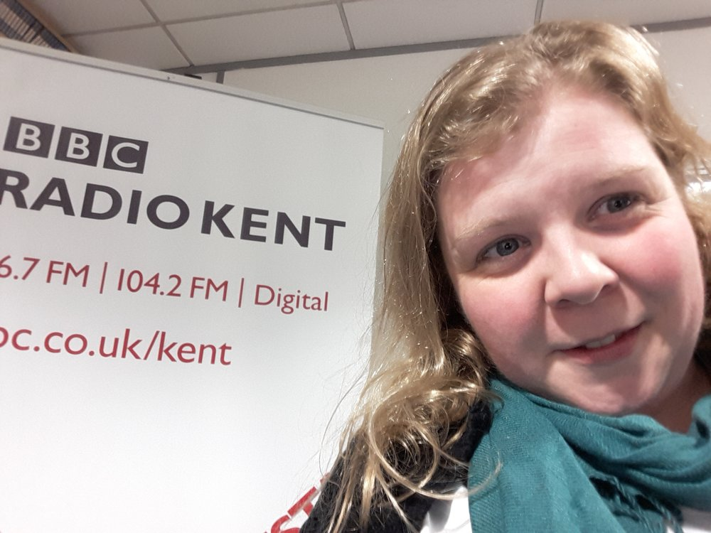 Anne Sumner BBC Radio Kent Folk 15 January 2017