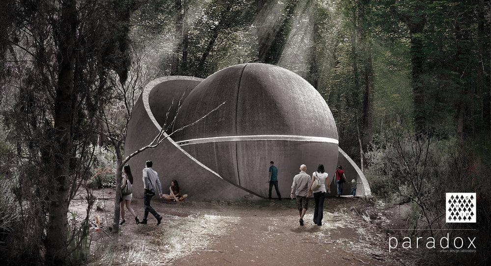by Paradox Urban Design Lab