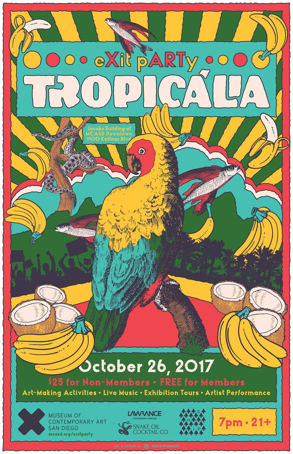 http://www.mcasd.org/events/exit-party-tropicalia