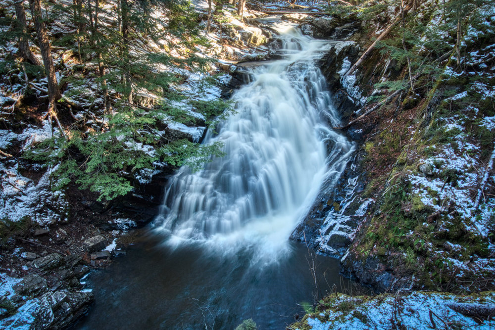 Dawson Brook Falls