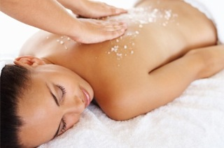 Love our facials? Click the image to see luxurious body scrubs!
