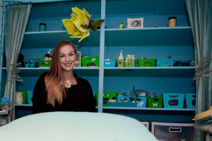 Check out her studio in Aurora (907)250-0422 and Facebook Page