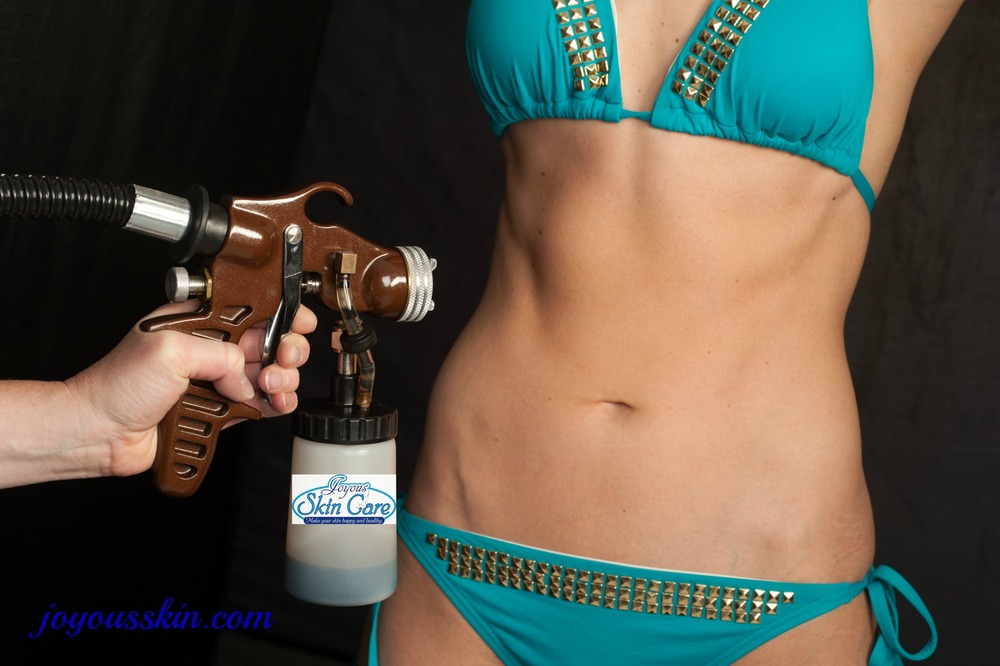 How to keep your spray tan on for days!